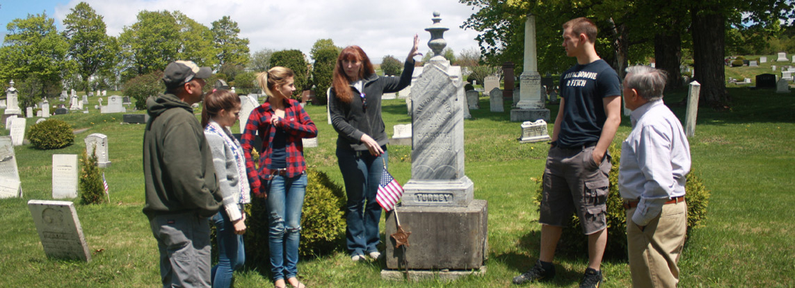 Guided Walking Tour of Historic Fairmount Cemetery